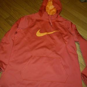 Womens Nike Dri Fit Size L hoodie